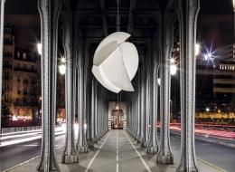 Celine Wright creation sur mesure grok voiles suspension