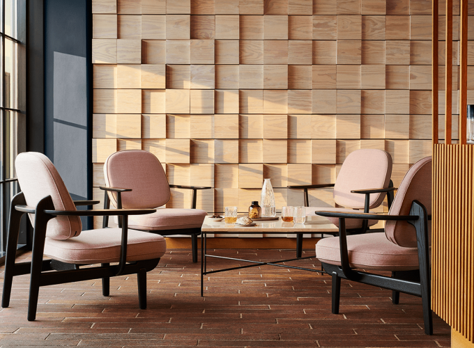 Say Hello to the Fred Lounge Chair by Jaime Hayon for Fritz Hansen
