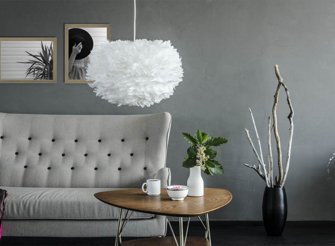 Umage suspension plumes blanches-min